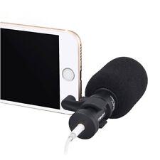 Microfono condensatore professionale per Asus Zenfone 3 Max Comica CVM-VS08