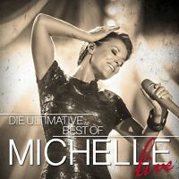 MICHELLE - DIE ULTIMATIVE BEST OF-LIVE 2 CD NEU