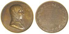 MEDAGLIA NAPOLI 1821 MARIA CAROLINA AI CITTADINI DI BORDEAUX SpL/Fdc R3 #PF§M335