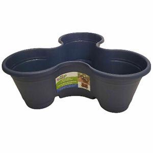 Triple Pot Planter Stackable Vegetable Flower Planter Garden Herb Perfect!!