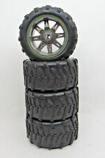 "New Bright 1/10 Jeep Rock Crawler Truck Tire & Wheel Set Only  5"" x 2.5"""