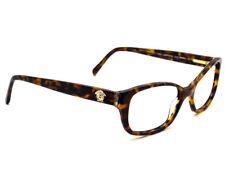 Versace Óculos Mod. 3207 5116 Armação Tartaruga Glitter Itália 52    16 140 50d582970e