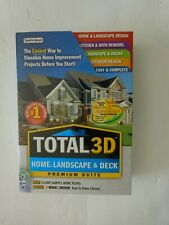 Total 3D Home, Landscape & Deck - Premium Suite