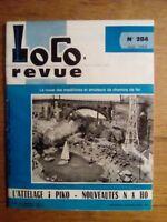 LOCO REVUE N°284 - 1968