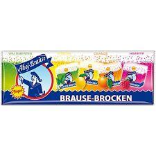 FRIGEO Ahoj Brause BROCKEN - Pressed Sugar Candies -80g-Made in Germany