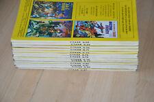 lot 13 albums TITANS 68 à 74 + 76, 77, 80, 81, 85 et 87 - Marvel Lug