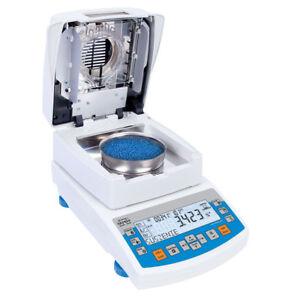 Radwag MA 50/1.R Moisture Analyzer | Moisture Balance 0.0001% Plastic Pellets