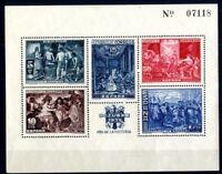 Sellos de España Beneficencia 1939 nº 34 Dia Huérfano Postal ( Nuevo **) ref A1