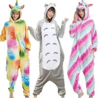 Unisex Adults Animal Xmas Kigurumi Pajamas Cosplay Sleepwear Costumes Jumpsuit