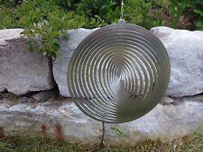 Edles Windspiel Kreis Ø ca.180mm  aus Edelstahl - f. Innen u. aussen - Neu