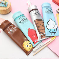 Cute Creative Toothpaste Pencil Box Pouch Pen Storage Bag Purse Cosmetic Case
