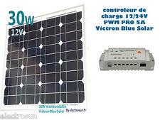 Kit solaire camping -car 12V 30W Victron module + controleur de charge