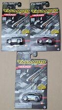 Tagamoto + Sound Motorized Vehicles Cars Lot Of 3 Different Hexbug New Sealed!04
