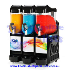 CAB Skyline Elite 3 - Tripl Bowl Slushie Machine - Brand New with 12mth Warranty
