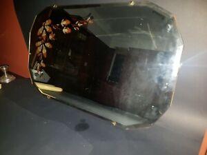 Vintage Kitsch Retro Mirror Collectible 50s 60s 70s