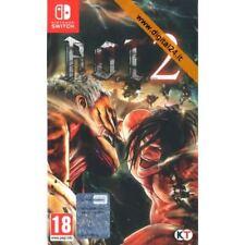 A.O.T. 2 - Nintendo Switch [ITA]