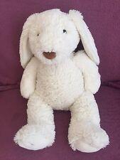 Anna Club White Plush Teady Bear Soft Toy