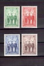 AUSTRALIA 1940 AIF set MH