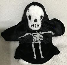 "Ty Beanie Babies Creepers Skeleton 9"" VGC Swing and Tush Tag 10-18-2000"