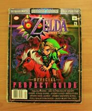 The Legend of Zelda Majora's Mask Versus Books Official Perfect Guide No Poster