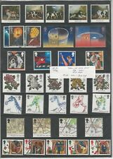 Great Britain Collection, 1991 Mint NH Year Set