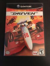 Driven (Nintendo GameCube, 2002) Complete! Free Shipping!