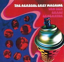 "Van Der Graaf Generator:  ""The Aerosol Grey Machine"" + Bonustracks (CD Reissue)"