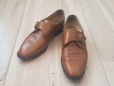 Giorgio Armani Monk Strap Loafers