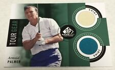 Arnold Palmer 2014 Upper Deck Sp Game Used Tour Gear Shirt