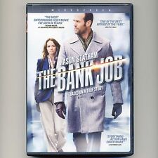 The Bank Job 2008 R heist robery thriller movie, new DVD Jason Statham, D Suchet