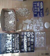 Un lot divers tuiles briques blocs Terrain scenery warhammer 40k Mordheim d&d 28