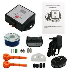 X-881 Electric Dog Fence System Dog Training Collar With 300M Wires for 1 Dog