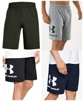 New Under Armour Men's Sportstyle Cotton Graphic Shorts Choose Color and Size