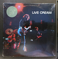 (LP) CREAM - Live Cream / SEALED / RS-1-3014 / RSO Label