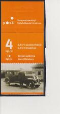 Finland Taxi 100th Anniversary Booklet Mnh Scott 1251