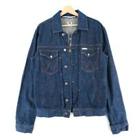 Wrangler BLUE BELL Vintage Deadstock Denim Jacket Size M In Perfect Condition!