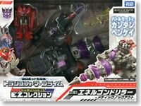 New Takara Tomy Transformers Prime EZ-15 Energon Driller Medic Knockout Pianted