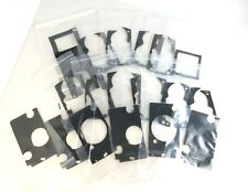 Lot of 18 Rolleiflex 6X6 Leather Skin Replacement part