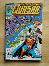QUASAR (1989) # 4 (VF) AQUARIAN