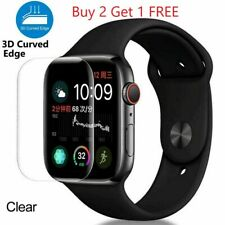 6D Tempered Glass Screen Protector for Apple watch Series 5 4 3 2 1 - US SELLER