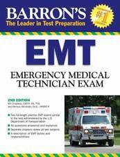 Barron's Emt Exam : Emergency Medical Technician by Chapleau, Will