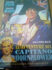 Des Königs Admiral- Hornblower - Gregory Peck, Viginia Mayo DVD