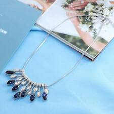 Statement Necklaces Pendants Crystal Maxi Necklace Women Collar Fashion Jewelry