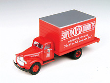 HO Scale-Classic Metal Works-30334-'41-'46 Chevy Delivery Truck-IGA Supermarket