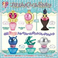 Gashapon Sailor Moon Prism Perfume Bottle 2 Complete Set 6 Bottles