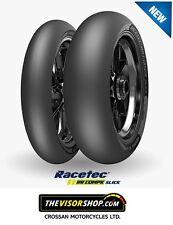 NEW 200/55/R17 Metzeler RACETEC RR COMPK RACING Tyre - REAR