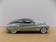 1948 Buick Roadmaster Coupe Danbury Mint 1:24 w/ Box