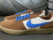 Nike SB Team Classic Skate Low Size 8 Us Brown Blue AH3360-207 Men's Shoes