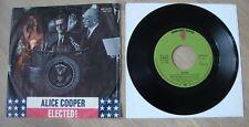 Alice Cooper Elected! - 1972 Warner Bros Germany