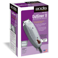 Andis 04603 Outliner II Professional Salon Barber Personal HairTrimmer Clipper